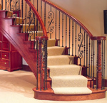 Prefabricated Custom Stairs