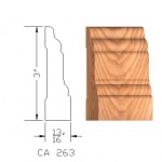 CA263 Case Moulding