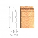 CA393 Case Moulding