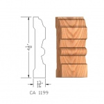 CA1199 Case Moulding