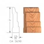 CA3698 Case Moulding