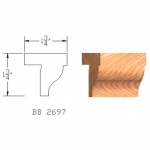 BB2697 Back Band