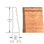 CA371 Case Moulding