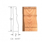 CA4497 Case Moulding